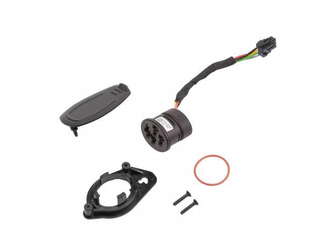 bosch kit ladebuchse powertube inkl kabel 100 mm. Black Bedroom Furniture Sets. Home Design Ideas
